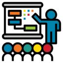 training-presentation color 512x512