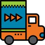 distribution-logistics icon
